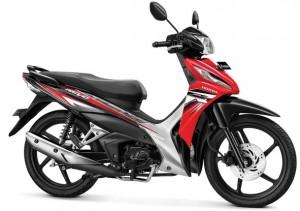Motor bebek terbaik 5 : Honda Absolute Revo FI