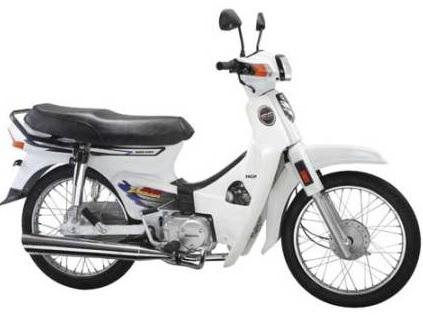 17 Daftar Motor Klasik Di Indonesia Yang Sudah Tidak