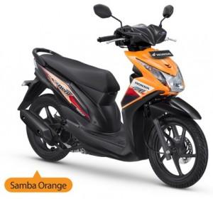 Motor Paling Irit 7 : Honda Beat Fi