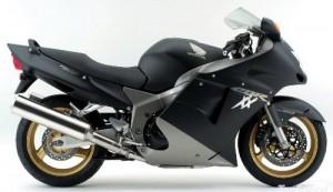 Honda CBR 1100 Blackbird