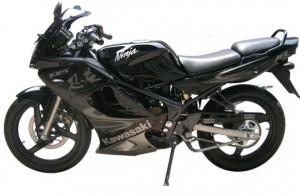 Motor sport terbaik 8 : Kawasaki Ninja RR 150