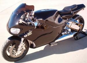 Motor termahal di dunia 6 : MTT Turbine Superbike