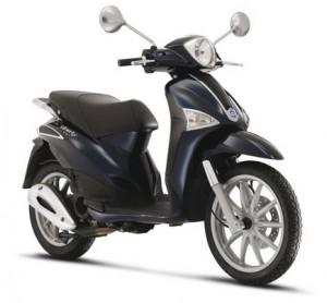 Motor matic terbaik 8 : Piaggio Liberty 100
