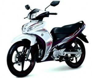 Motor bebek terbaik 7 : Yamaha Jupiter Z1