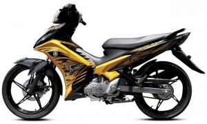 Motor bebek terbaik 3 : Yamaha New Jupiter MX