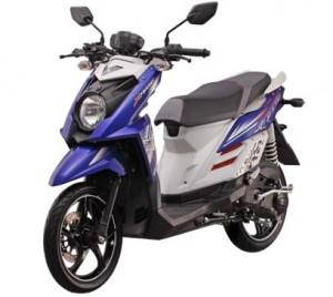 Motor matic terbaik 10 : yamaha x-ride