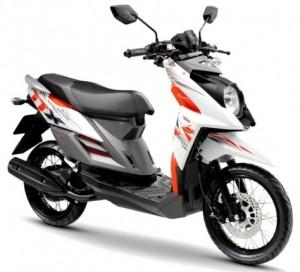 Yamaha X-Ride Standard White