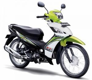 Suzuki Smash 115 FI R