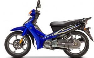 Motor Klasik Yamaha Crypton