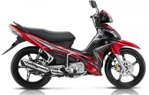 Yamaha Jupiter ZX SE