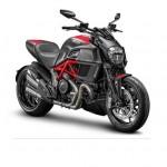 Ducati Diavel-line