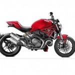Ducati Monster-line