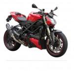 Ducati Streetfighter-line