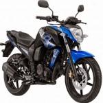 Yamaha-Byson- Tough -Blue