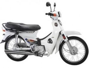Motor Klasik Honda Astrea