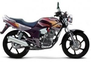 Motor sport terbaik 10 : Honda Tiger 2000