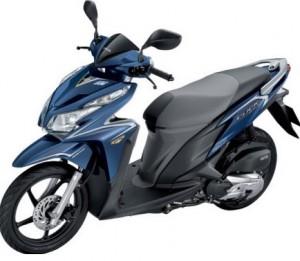 Motor mati terbaik 3 : Honda Vario 125 ISS