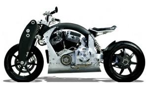 Motor termahal di dunia 10 : Confederate B120 Wraith