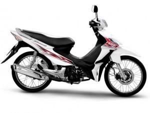 Motor Bebek Terbaik 8 : Suzuki Smash Titan