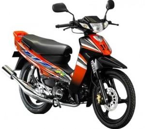 Motor bebek terbaik 11: Yamaha F1ZR