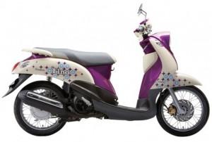 Motor matic terbaik 9 : Yamaha Mio Fino