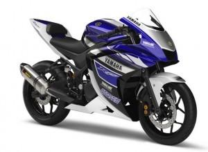 Motor Sport Terbaik 1 : Yamaha YZF R-25