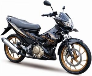 Suzuki Satria Night Rider