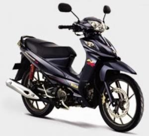 Suzuki Shogun Axelo 125 NR