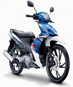Suzuki Shogun Axelo FL 125 SCD 1