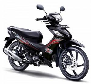 Suzuki Smash 115 FI SR