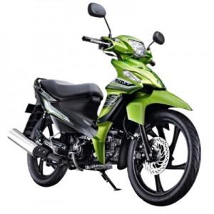 Suzuki Smash Titan FW 115 D