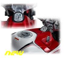 Teknologi Yamaha New Vixion 6