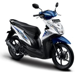 Harga Honda BeAT (All Varian BeAT 9 Item)