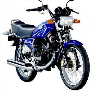 motor klasik rx king