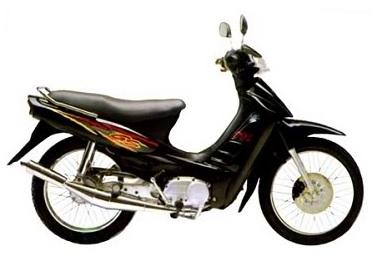 17 Daftar Motor Klasik di Indonesia Yang Sudah Tidak Diproduksi