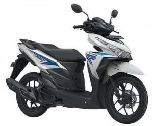 Honda Vario 125 eSP CBS ISS Sonic White Blue