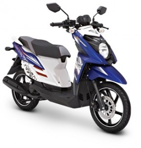 Yamaha X-Ride Special Edition Blue