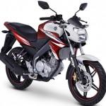 Yamaha New Vixion-red