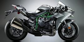 Kawasaki Ninja H2 dan H2R