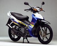 Suzuki Satria RU 120