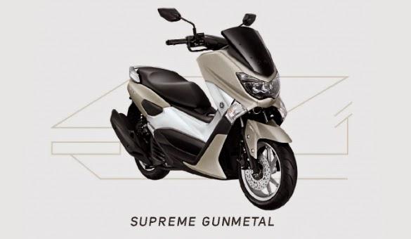 Harga Yamaha NMAX dan Spesifikasi Lengkap